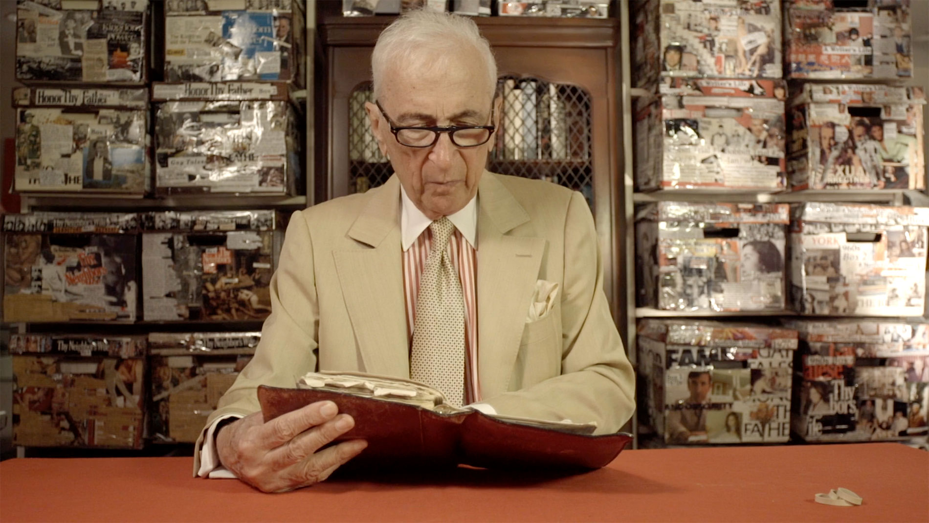 Gay Talese's Address Book