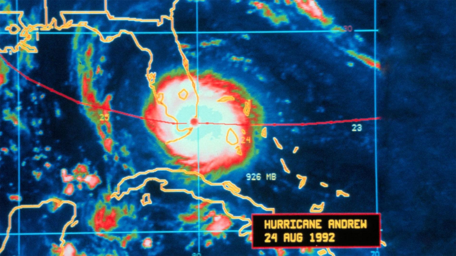 Hurricane Andrew: 25 Years Later